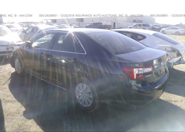 Inventory #995312639 2012 Toyota CAMRY
