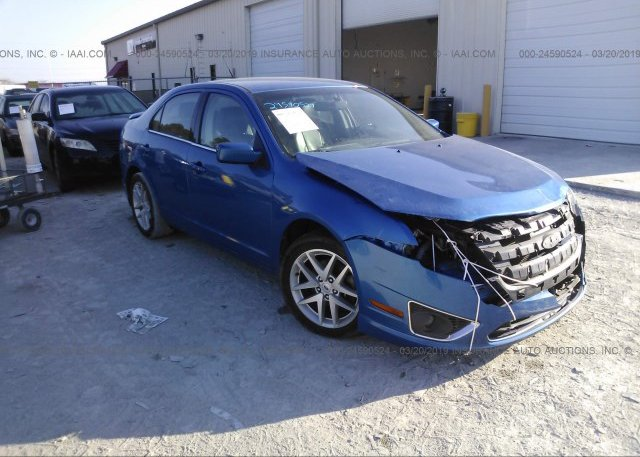 Inventory #452929281 2012 FORD FUSION