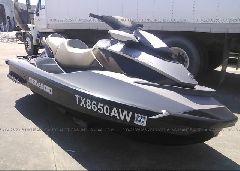 2009 SEADOO GTX LIMITED SI 255