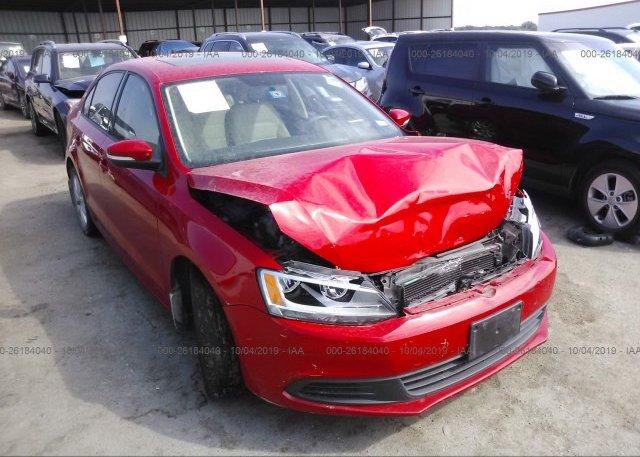 Inventory #658090289 2012 Volkswagen JETTA