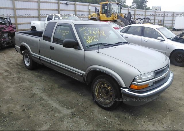 Inventory #251584481 2000 Chevrolet S TRUCK
