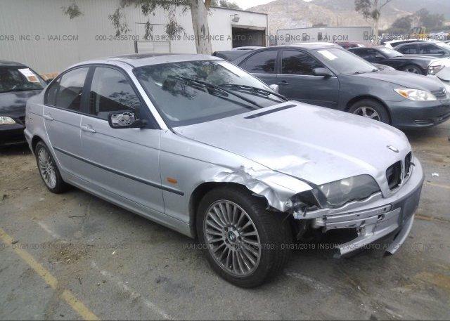 Inventory #201955036 2001 BMW 325