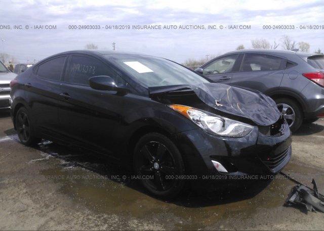 Inventory #519100946 2013 Hyundai ELANTRA
