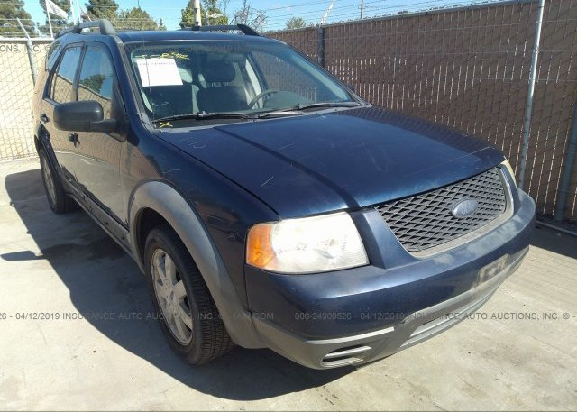 Inventory #115236433 2006 FORD FREESTYLE