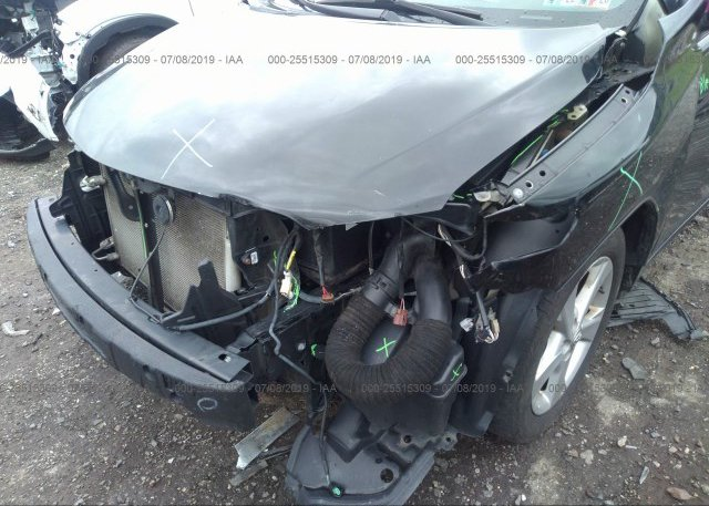 2T1BU4EE1DC964630, Salvage black Toyota Corolla at