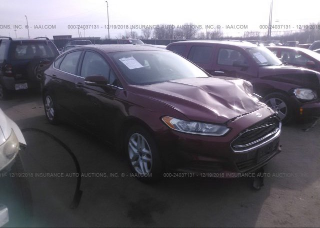 Inventory #463166274 2014 FORD FUSION
