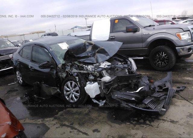 Inventory #113407135 2016 Toyota COROLLA