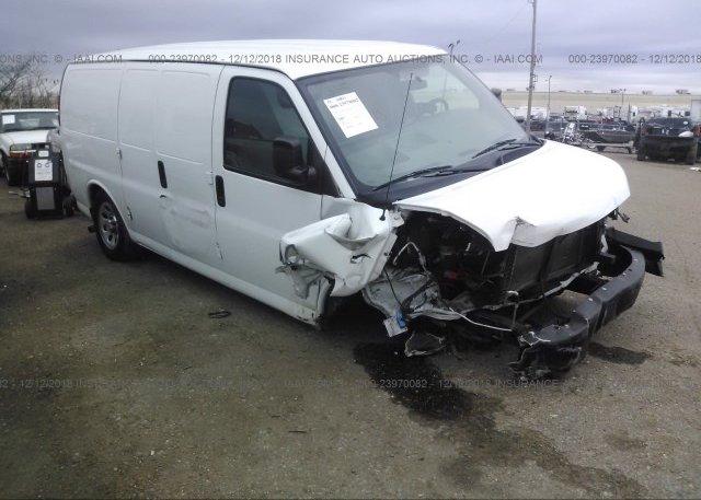 Inventory #291100293 2014 Chevrolet EXPRESS G1500