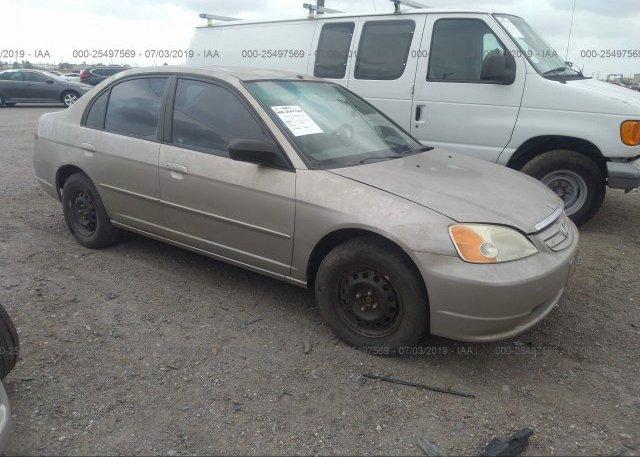 Inventory #528774450 2002 Honda CIVIC