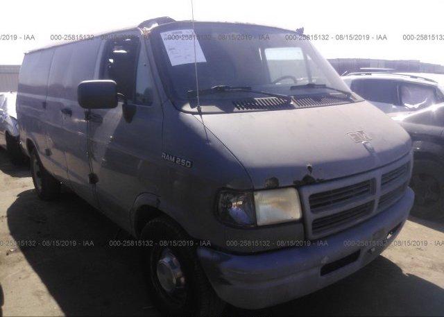 Inventory #376260465 1994 Dodge RAM VAN