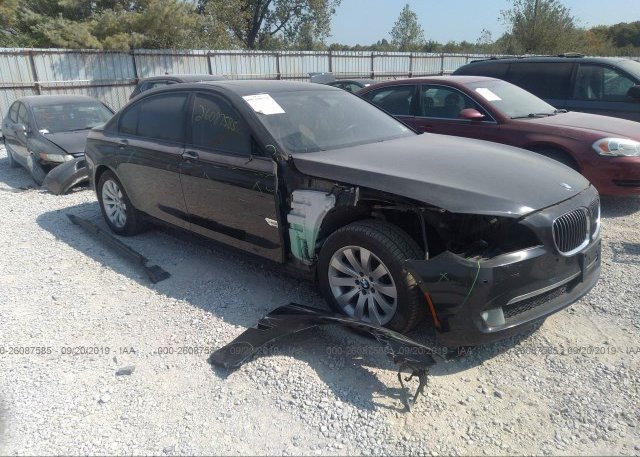 Inventory #608962993 2010 BMW 750