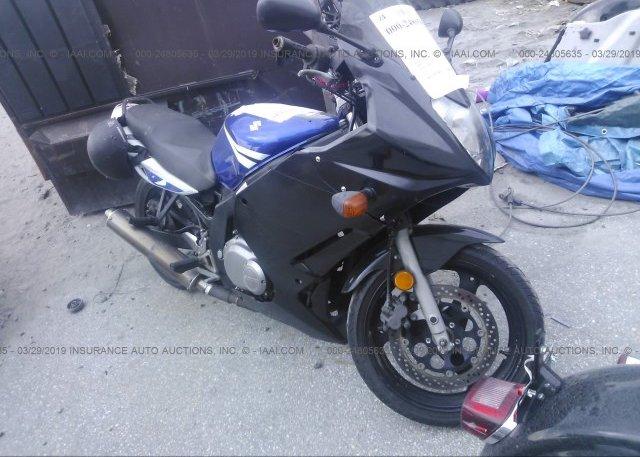 Inventory #181221876 2004 Suzuki GS500
