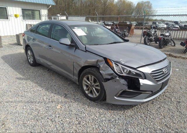 Inventory #951718118 2016 Hyundai SONATA
