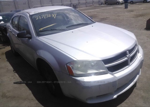 Inventory #626222646 2008 Dodge AVENGER