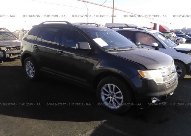 Inventory #643430041 2007 FORD EDGE