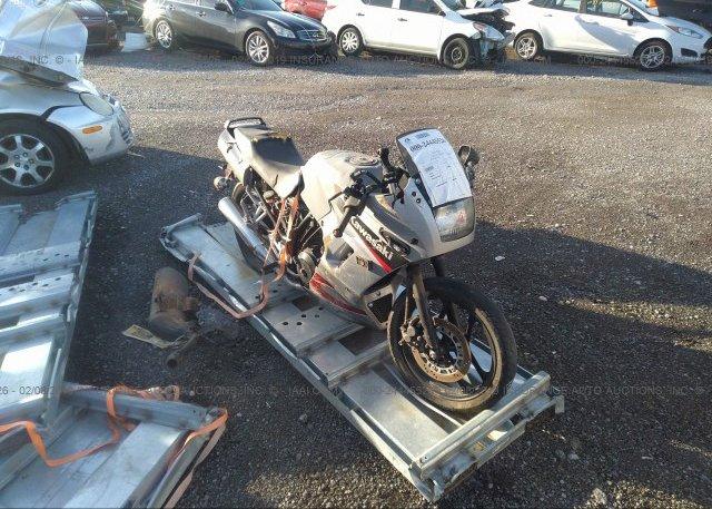 Inventory #544973438 2007 Kawasaki EX250