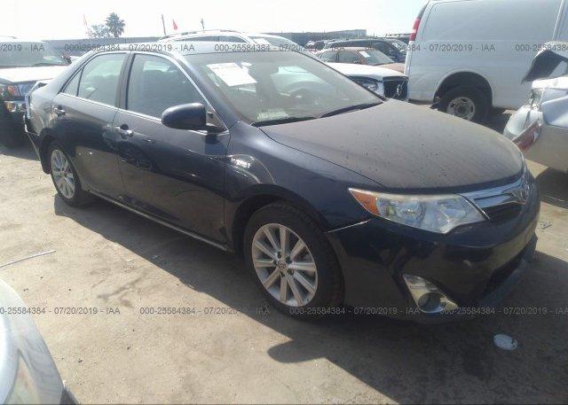 Inventory #215697779 2014 Toyota CAMRY