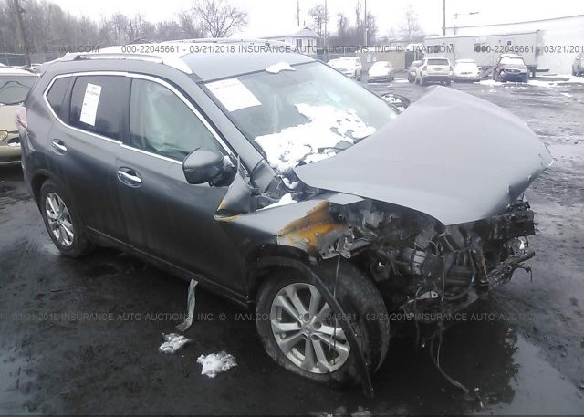 Inventory #676238018 2016 Nissan ROGUE