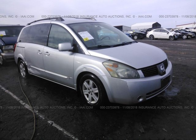 Inventory #920428525 2004 Nissan QUEST