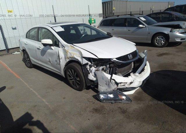 Inventory #123256088 2014 Honda CIVIC