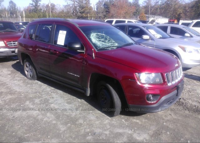 Inventory #838090984 2014 JEEP COMPASS