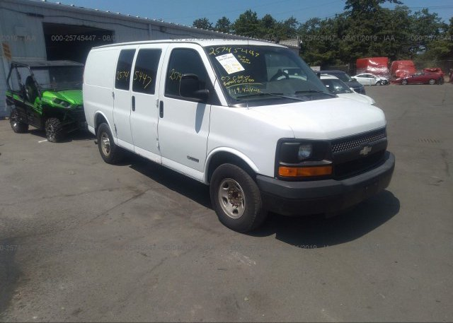 Inventory #860674052 2003 Chevrolet EXPRESS G3500