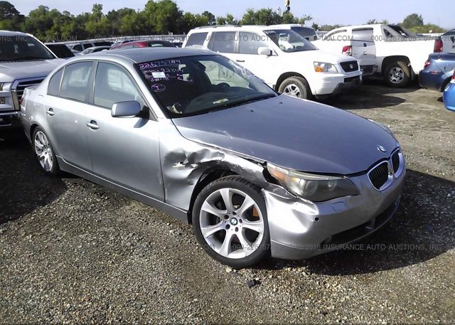 Inventory #573658723 2007 BMW 550