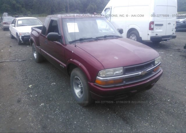 Inventory #521045037 2000 Chevrolet S TRUCK