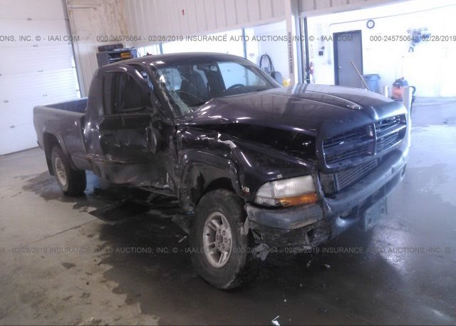 Inventory #341943359 1998 DODGE DAKOTA