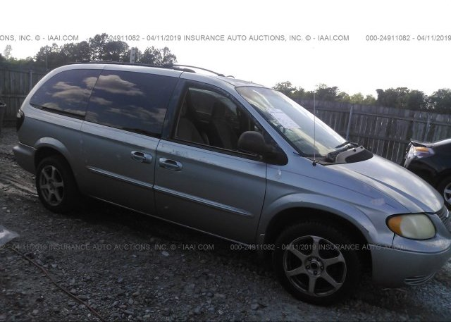 Inventory #453894623 2003 Chrysler TOWN & COUNTRY