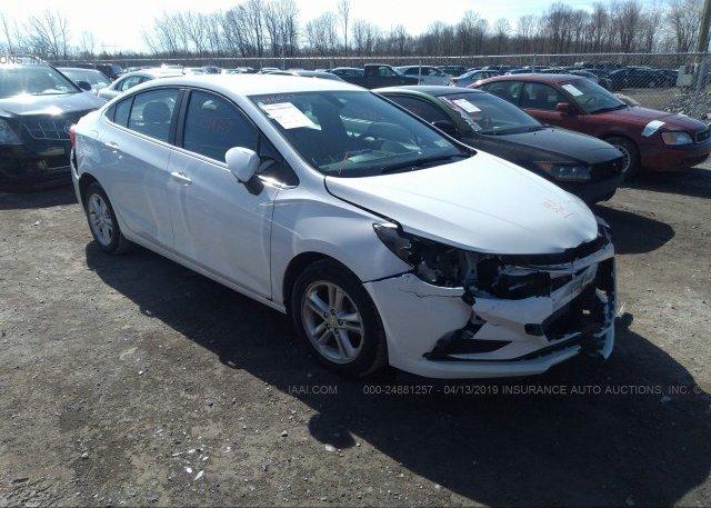 Inventory #487223385 2016 Chevrolet CRUZE