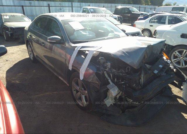 Inventory #164105352 2013 Volkswagen PASSAT