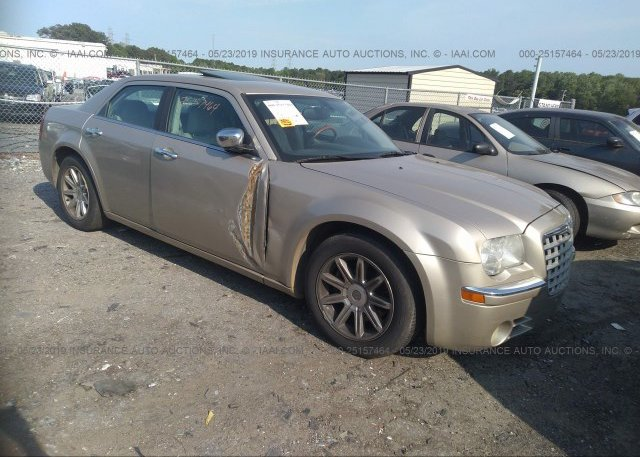 Inventory #120800707 2006 Chrysler 300C
