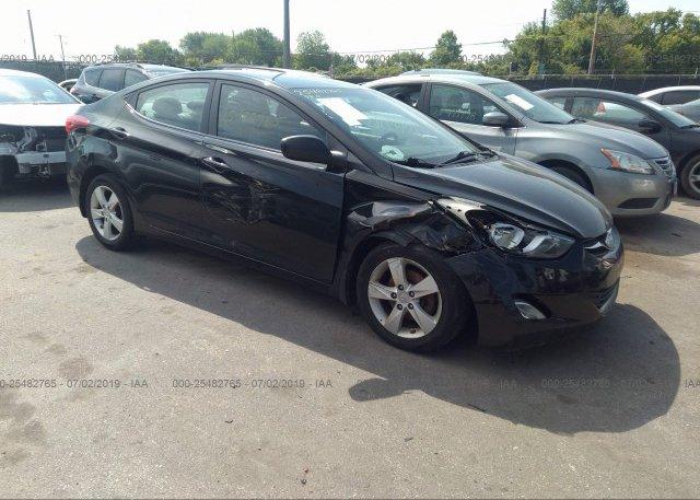Inventory #991106631 2013 Hyundai ELANTRA