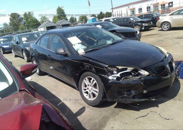 Inventory #455801241 2005 Pontiac G6