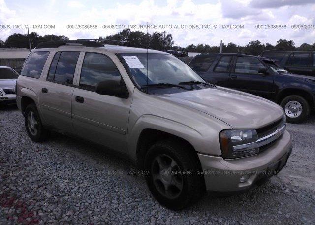 Inventory #278401176 2006 Chevrolet TRAILBLAZER