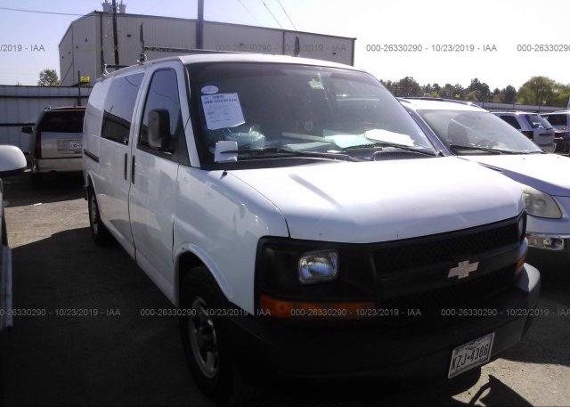 Inventory #627988385 2008 Chevrolet EXPRESS G1500