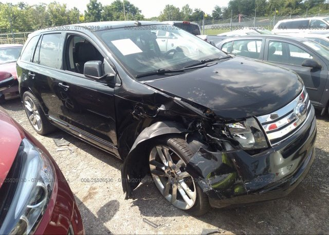 Inventory #249631036 2010 FORD EDGE