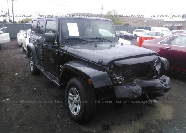 Inventory #859581033 2015 JEEP WRANGLER UNLIMITE
