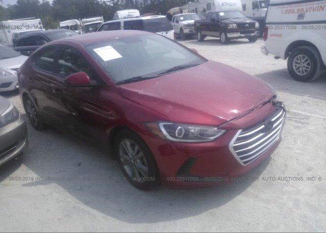 Inventory #147261711 2017 Hyundai ELANTRA
