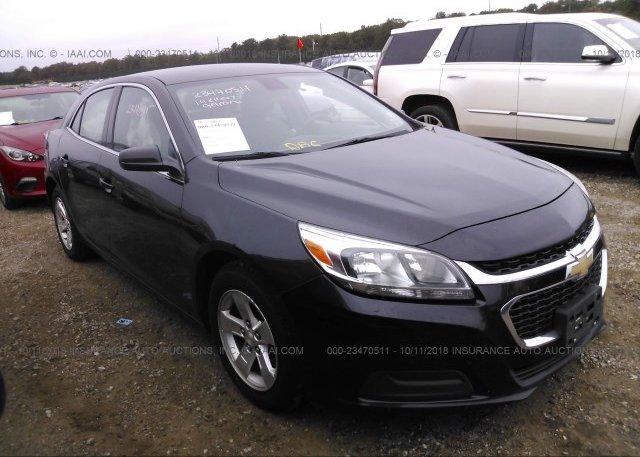 Inventory #692844141 2014 Chevrolet MALIBU