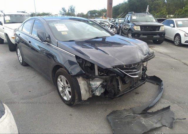 Inventory #293676446 2013 Hyundai SONATA