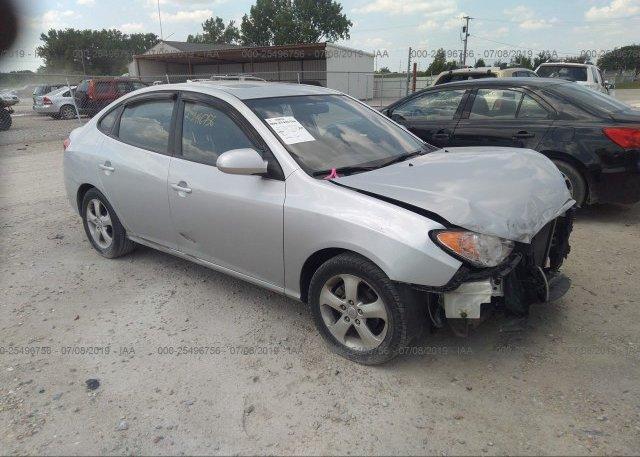 Inventory #366724356 2009 Hyundai ELANTRA