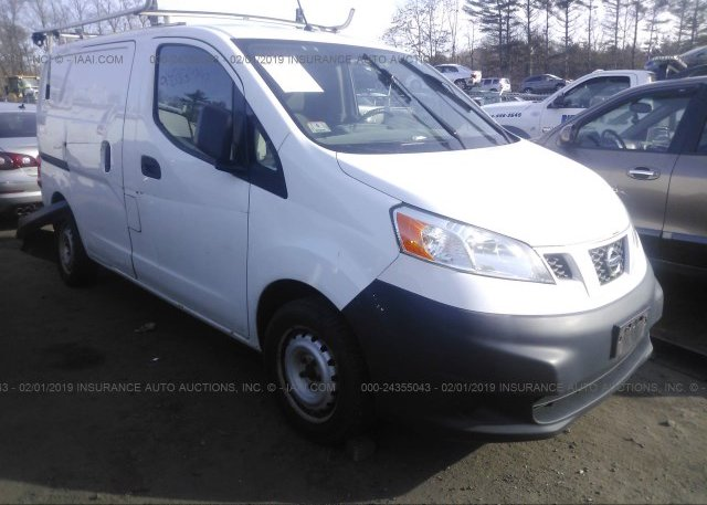 Inventory #647367400 2013 Nissan NV200