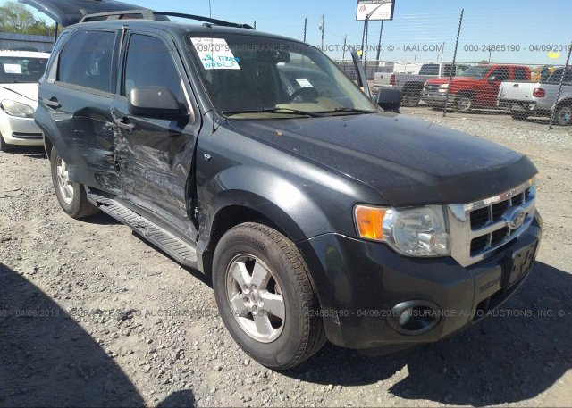 Inventory #540485823 2008 FORD ESCAPE