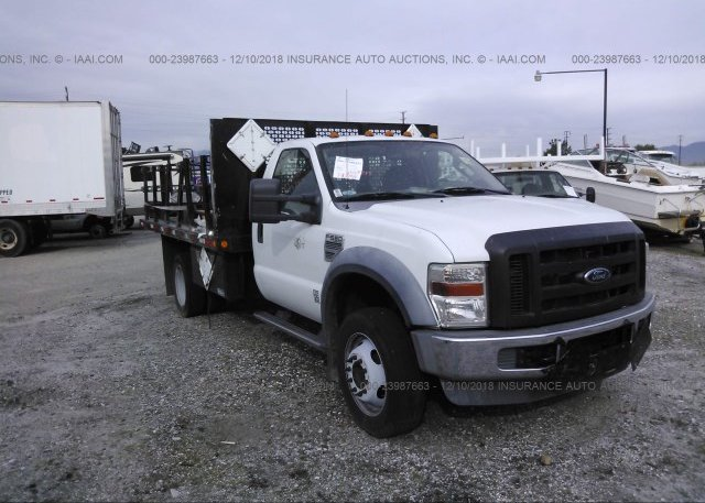 Inventory #668430386 2009 FORD F550