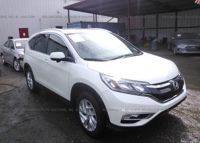 Inventory #415217872 2016 Honda CR-V