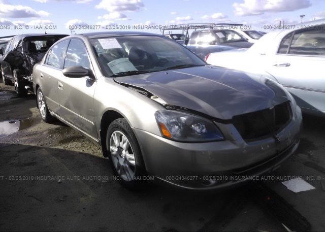 Inventory #260307478 2005 Nissan ALTIMA