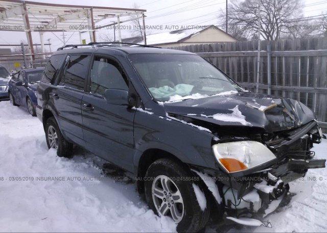 Inventory #998044590 2004 Honda PILOT