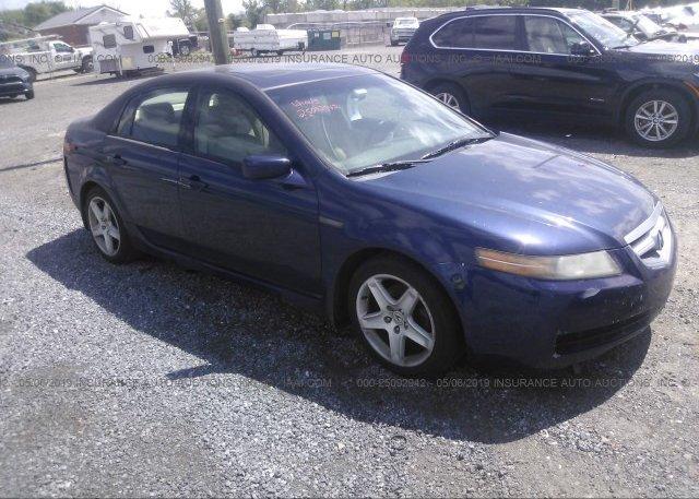 Inventory #679271763 2006 Acura 3.2TL